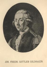 Johann Friedrich Gottlieb Goldhagen