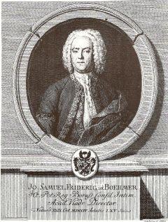 Johann Samuel Friedrich Böhmer