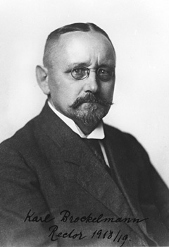 Karl Brockelmann