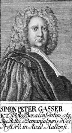 Simon Peter Gasser