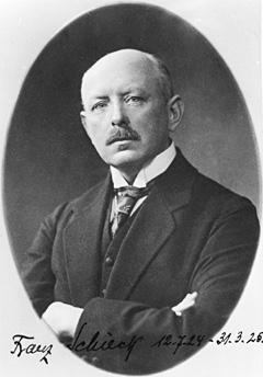 Franz Schieck