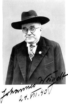 Johannes Weigelt