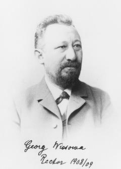Georg Wissowa